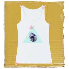 Purple Cristal / Nok Fabrique Switzerlande www.nokfabrique.com Basic Tank Top, Athletic Tank Tops, Boutique, Purple, T Shirt, Women, Fashion, Supreme T Shirt, Moda