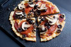Otto's Cassava Flour Pizza Crust | The Domestic Man