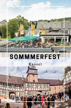 Top 20 Locations für Sommerfeste in Kassel Location, Louvre, Building, Party, Travel, Kassel, Sun Rays, Construction, Trips