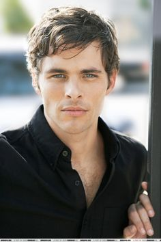 James Marsden.  My friend Andrea W. would be happy I added him to this pinboard.  :)