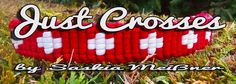 Just Crosses | Swiss Paracord
