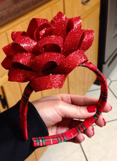Headband for those ugly sweaters