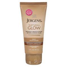 Jergens Natural Glow Daily Moisturizer 2 oz(Fair/Medium) (BNNU)