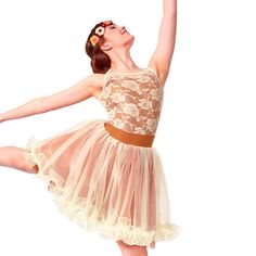 Curtain Call ® - One Sweet Day my dance costume