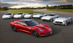 Chevy Corvette: 60 years of cool(© General Motors)