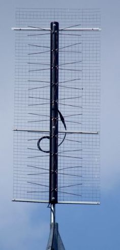 Build a HDTV antenna with these plans