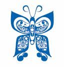 ANIMAL SYMBOLOGY - The butterfly has the ability to accept change and is a messenger. Symbolizes metamorphosis, balance, and grace!