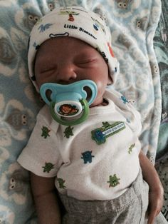Isaiah my reborn boy.