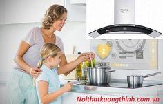 Máy hút mùi Napoliz NA 70G7 công nghệ mới với nhiều tính năng ưu việt