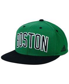 0d2f57ded38 adidas Boston Celtics Alternate Jersey Snapback Cap Capellini