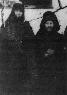 monks of mount athos - Miséricorde Divine, St Joseph, Bulgarian, Jesus Christ, Saints, People, Life, Greek, Nun