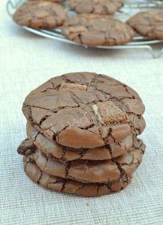 Outrageous chocolate cookies (de Martha Stewart)