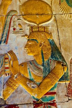 "awesomepharoah: "" Wall Reliefs at the Temple of Seti I, Abydos, Egypt * """