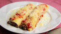 Panqueca Recheada com Carne Moída | Chef Carrefour