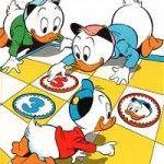Huey, Louie and Dewey!!!