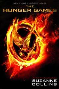 I'm reading The Hunger Games... IT'S AMAZING!!!!! I'm so obsessed with this book!