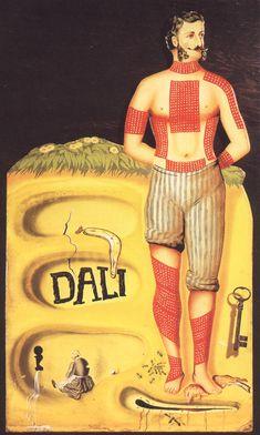 Salvador Dali 1934