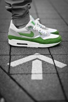 Green airmax