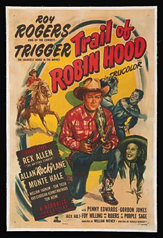 Roy Rogers movies | Lot Detail - Four Roy Rogers One-Sheet Movie Posters.One of my personel favorites.