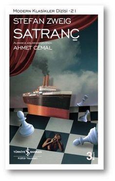 satranc - stefan zweig - is bankasi kultur yayinlari  http://www.idefix.com/kitap/satranc-stefan-zweig/tanim.asp