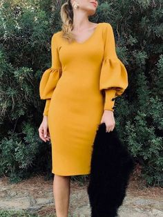 Outstanding boho dresses are available on our site. Take a look and you will not be sorry you did. Western Dresses For Women, Elegant Dresses For Women, Simple Dresses, Cute Dresses, African Fashion Dresses, Fashion Outfits, Mens Fashion, Informal Attire, Mode Hijab