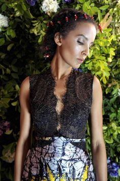 """See Deola by Deola Sagoe's S/S2015 Collection – """"Wings by Deola"""" 