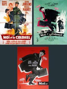 Moi et le colonel | Peter Glenville | 1958 | Encyclo-ciné