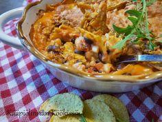Kääpiölinnan köökissä: Ihana, ruokaisa papupaistos ♥ Curry, Veggies, Ethnic Recipes, Food, Curries, Vegetable Recipes, Vegetables, Essen, Meals
