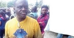 A US returnee Ailabogie Aikpaojie arrested by the Lagos Police command for unlawful possession of firearms has said he bought them from the state police command.  Speaking with journalists on Friday when he was paraded Aikpaojie who owns three pump action single barrelled guns and 250 live cartridges said he has done nothing wrong.  Im not a criminal I wonder why I was being paraded he exclaimed.  The suspect said he bought the firearms from the Lagos State Police Command sometime in 2002…
