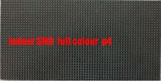 Free ship DHL 30pc SMD p4 led module Full color 256*128MM indoor led display p4 module p4 rgb led 2048dots