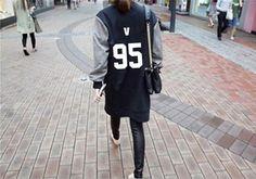 BTS jungkook bulletproof clothes long coat should wear baseball autumn A.R.M.Y baseball hoodie exo jacket kpop