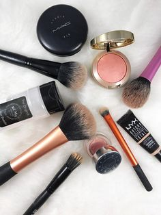 5 DRUGSTORE BRUSHES UNDER $10 - Beauty Products Are My Cardio