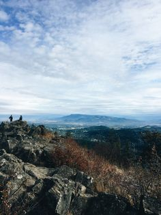 Spencer's Butte, Eugene, Oregon