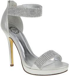I. MILLER I. Miller Fancy Ankle-Strap High Heel Sandals