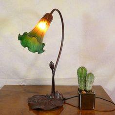 Art Nouveau, Table Lamp, Lighting, Home Decor, Light Fixture, Lamp Table, Light Fixtures, Lights, Interior Design