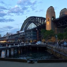 I think this is the closet I've ever been to the Sydney Harbour Bridge... Maybe  #sydneyharbourbridge #christmasparty #2015 #itsdecemberalready #christmas #pretty #beautiful #whataview #twilight #travel #travelgram #instatravel #instagood #sydney #sydneyharbour #nofilter #photooftheday by harmonica259 http://ift.tt/1NRMbNv