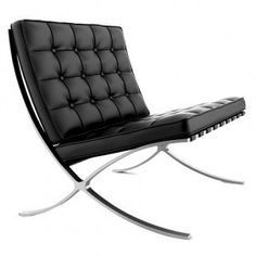 Barcelona chair Mies van der Rohe 1929 - Lounge Armchairs - Artdeco Design Furniture ($500-5000) - Svpply