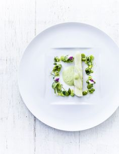 a plate with nordic food. noma http://guillaumeczerw.com/