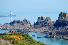 La pointe du Grouin, à Cancale - Tourisme Bretagne