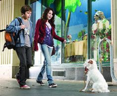 Hotel for Dogs -article reviewing Hotel for Dogs and how to handle the adoption topics raised in it.
