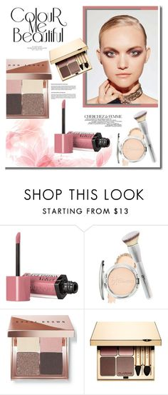 """Color me Beautiful"" by mslewis6 ❤ liked on Polyvore featuring beauty, Chanel, Bourjois, It Cosmetics, La Femme, Bobbi Brown Cosmetics and Clarins"
