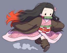 某ほうじ on 某ほうじ on,Anime, Manga, Quotes, etc. Literally small nezuko might be the cutest thing i will ever see Anime Chibi, Manga Anime, Art Manga, Anime Demon, Otaku Anime, Fan Art Anime, Anime Love, Hot Anime, Demon Slayer