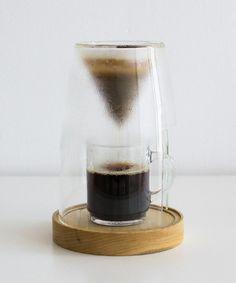 ♥ Manual Coffeemaker No1 by Craighton Berman — (i just backed via Kickstarter :))