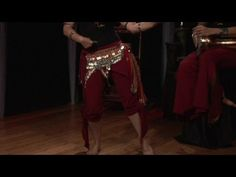 Belly Dancing: Layered Shimmies : Belly Dancing Shimmy: Side Step