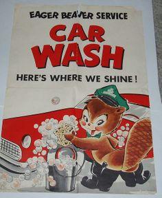 Eager Beaver Service Carwash