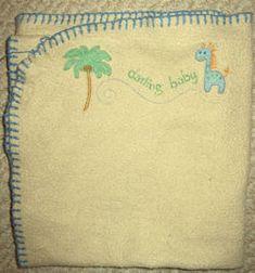 Searching – Koala Baby DARLING BABY YELLOW GIRAFFE BABY BLANKET
