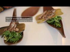 [Video] Ton în crustă de sishimi cu salată de valeriana și baby spanac   Cavaleria Dexter, Tacos, Mexican, Ethnic Recipes, Food, Dexter Cattle, Essen, Meals, Yemek