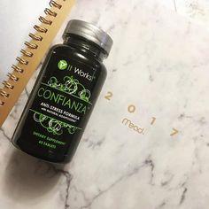 It Works! Confianza - relieve stress
