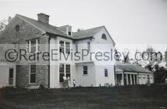 rare pictures inside graceland around 1974 | RareElvisPresley.com :: Graceland, Memphis TN