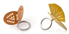 I adore these rings from Metalab. The collection is called The Local Smiths. It's amazing!!!